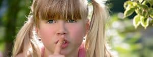 Young Blond Girl Finger on Mouth 1280x480 1024x384 1