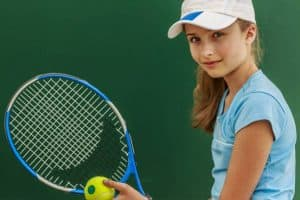 Young Girl Tennis Racket 1280x853 1024x682 1