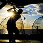 sports golf sunset silhouette 1024x682 1
