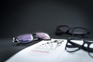 Glasses On Eye Sight Test Chart 1280x853 1024x683 1