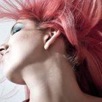 Woman Flipping Pink Hair 1280x480 1024x384 1