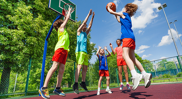 Children-Basketball-Sports-Safety